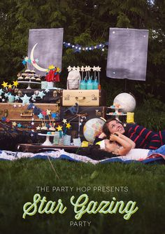 The Party Hop : Star Gazing Party