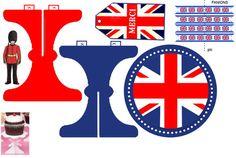 PRINTABLE BRITISH TEA PARTY