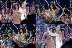 Raissa Santana of Paraná crowned as Miss Universe Brazil 2016