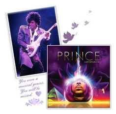 """Prince"" by truthjc ❤ liked on Polyvore featuring art"