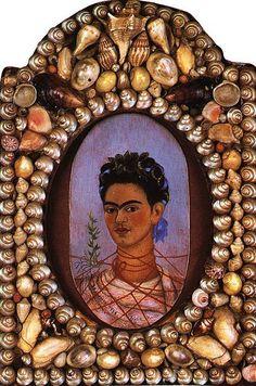 Frida Kahlo: Self-Portrait, 1938