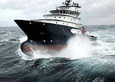 "Le plus grand remorqueur, ""l'Abeille Bourbon"" - Fishing Boat Bourbon, Sea State, Riders On The Storm, Merchant Marine, Love Boat, Boat Stuff, Tug Boats, Model Ships, Fishing Boats"