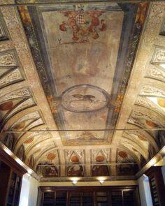 dianacicognini Sala di lettura. Palazzo Landriani Via Borgonuovo n. 25 #milanodelcinquecento #contestfotografico #milano #dvisitearte