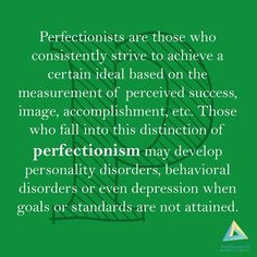 #perfectionism #mentalhealth #eatingdisorders #recovery