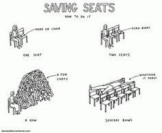 Poll: Saving Seats by April