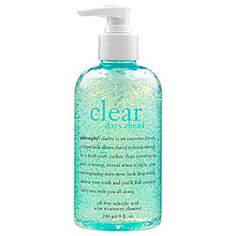 Philosophy - Clear Days Ahead™ Oil-Free Salicylic Acid Acne Treatment Cleanser