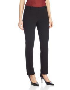 Calvin Klein Women's Slim-Fit Suit Pant - List price: $89.00 Price: $59.93 Saving: $29.07 (33%)