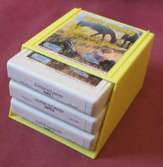 Super Country Reader's Digest Stereo 8 Cassette Set 8-Track Tapes 1-3 with Box