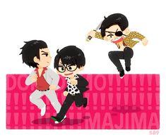 Yakuza Anime, Black Lagoon, Love Is Sweet, Illustration, Videogame Art, Illustrations, Character Illustration