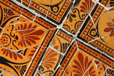 gaudi mosaico