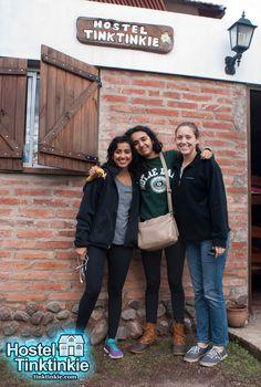 Oktoberfest 2014 first weekend. Girls from United States.