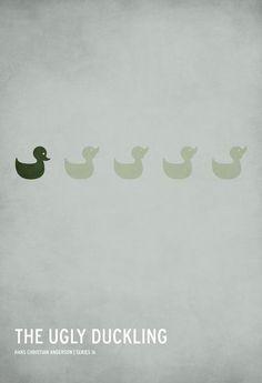 Minimalist Children's Story Posters