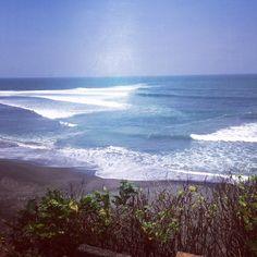 Balian, West Coast Bali. Still quiet and very beautiful