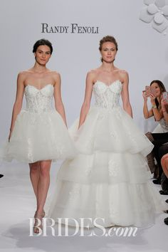 """Randy Fenoli for Kleinfeld Bridal & Wedding Dress Collection Spring 2018 