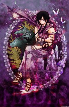 MYth character: Hades by zeldacw.deviantart.com on @DeviantArt