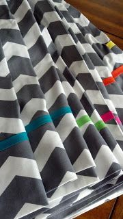 Sewing Curtains DYI No Sew Curtains for the Classroom. Chevron Classroom, Classroom Layout, Classroom Crafts, Classroom Design, Kindergarten Classroom, Future Classroom, School Classroom, Classroom Themes, Classroom Displays