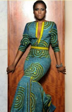 african haute couture |