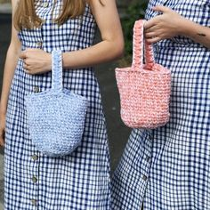 Edie Bag - Wool and the Gang Crochet Tote, Filet Crochet, Knit Crochet, Crochet Eyes, Filets, Marie Claire, Diy Clothes, Crochet Projects, Knits