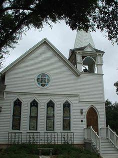 Historic Salado United Methodist Church