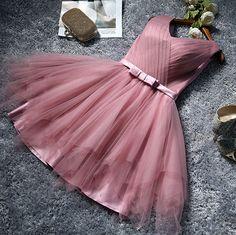 New bean paste color Dress Sisters Skirt Short