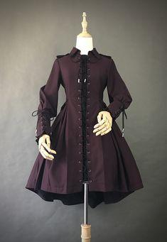 Foxtrot -Farron Covenant- Gothic Lolita OP Dress