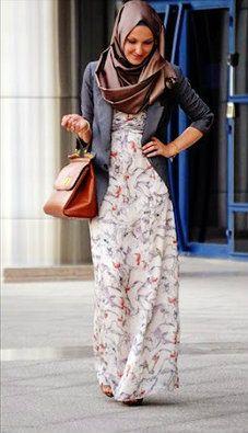 Hijab Style, tesettür, muhafazakar, kombin, karacabutik, tesettür kombin