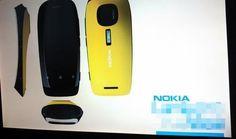 Windows Phone 8 da Nokia com câmera de 41 megapixels aparece em imagens