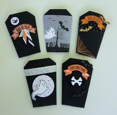 2016 VIDEO  Halloween treat holders shaped like coffins using the Sweet Home Photopolymer Bundle143516 Price: $53.00 ,  Sweet Home Photopolymer Stamp Set140936 Price: $21.00 ,  Home Sweet Home Thinlits Dies140279 Price: $38.00