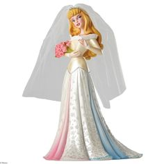 Disney Showcase Aurora Wedding Figurine #DisneyShowcaseAuroraWeddingFigurine #HauteCouture4050708 #FineGiftsNottingham