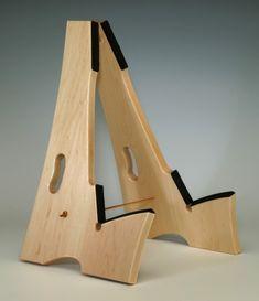 woodwork plans for wood guitar stand pdf plans. Black Bedroom Furniture Sets. Home Design Ideas