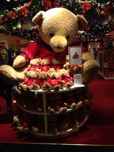 Harrods Bears. Boyds BearsTeddy BearsCute BearsToy ...