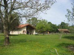 Maison ancienne landaise , Captieux, 33840