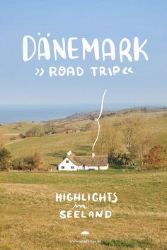 Dänemark Roadtrip - 4 Tage mit dem Auto über die Insel Seeland, Lolland, Falster und Møn
