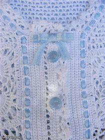 Crochet Knitting Handicraft: White blouse for girl Handicraft, Quilts, Blanket, Knitting, Blouse, Vacation Ideas, Grande, Facebook, Baby