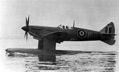 Spitfire Floatplane Prototype