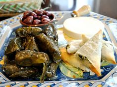 My Yai Yai use to make the best Greek food, God bless her soul.Best Best or The Best may refer to: Greek Recipes, Wine Recipes, Best Greek Food, Greek Dinners, Tapas, Eat Greek, Easter Dishes, Greek Easter, Greek Cooking