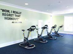 Fitness Center - Oyster Point - Daniel Island SC