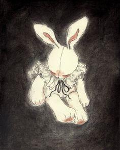 Pretty Art, Cute Art, Arte Lowbrow, Arte Emo, Arte Obscura, Arte Sketchbook, Creepy Cute, Pics Art, Animes Wallpapers