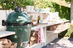 Die Outdoor-Küche - [SCHÖNER WOHNEN]
