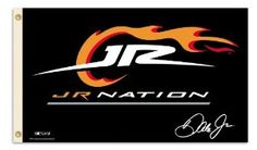 NASCAR Jr Nation 2-Sided 3-by-5 Foot Flag with Grommets by BSI. $30.09. Screen printed design. Reinforced headband with 2 grommets for flying. heavy duty polyester. 2-sided 3-by-5 foot flag. Officially licensed NASCAR product.. Support your favorite driver by hanging this 3-by-5-foot 2-sided flag from B.S.I Products. This high-quality flag is made of durable polyester and is designed with 2 heavy-duty metal eyelets so it is easy to display. The officially licensed flag is decorat...