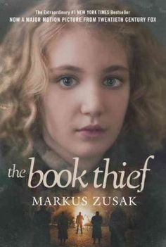 !!!!The Book Thief...I really enjoyed this book about the Holocaust and am looking forward to the movie.
