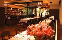 Bistro Gleis 9 & Restaurant Perron 9 :: WedMap Restaurant, Table Decorations, Contemporary, Furniture, Home Decor, Decoration Home, Room Decor, Home Furnishings, Restaurants