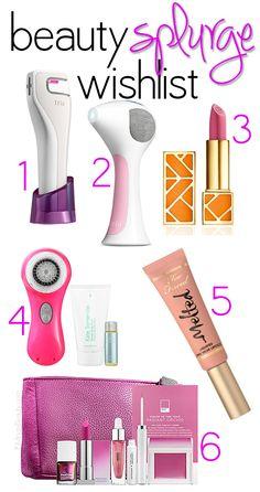 Tax Day #Beauty Splurges!