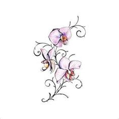 orchid tattoo - Bing Images