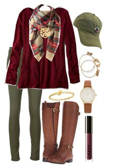"""""""Fall preview... I'm very excited for fall sets 🍁🍂"""" by lbkatie17 on Polyvore featuring rag & bone/JEAN, American Eagle Outfitters, Naturalizer, BaubleBar, Kate Spade, Alex and Ani, Southern Proper and LORAC"""