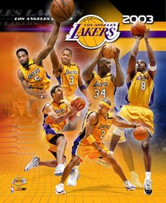 Lakers Had they kept this team together and tweaked a couple of parts who knows how many more they could have won together. D Fish was the Quarterback
