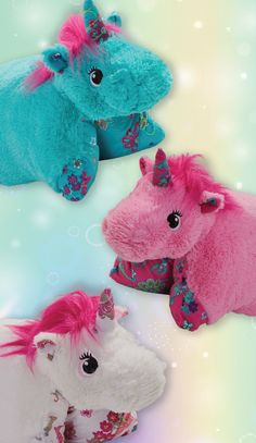 Aggressive Unicorn Stuffed Plush Toy Super Soft Uncorn Pillow Kids Toy Birthday Gift For Kids Child Harmonious Colors Stuffed & Plush Animals Dolls & Stuffed Toys
