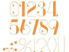 serendipity typeface