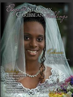 New Issue Features Wedding of Three-Time Olympian, Examines Same-Sex Marriage in the U.S. Virgin Islands and Prepares Brides for the Region's Fast-Approaching Wedding Season Read more at http://www.wireservice.co/2016/04/publishers-unveil-the-fifth-issue-of-elegant-st-croix-caribbean-weddings/   #magazine #wedding #carribean