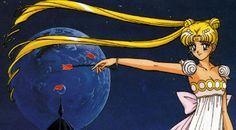 Sailor Moon Art # 242